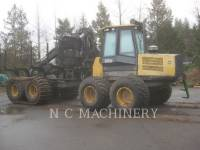 JOHN DEERE MÁQUINA FORESTAL 1710D equipment  photo 4