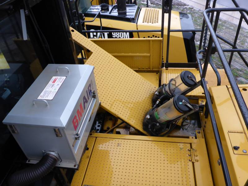 CATERPILLAR WHEEL LOADERS/INTEGRATED TOOLCARRIERS 990H equipment  photo 7