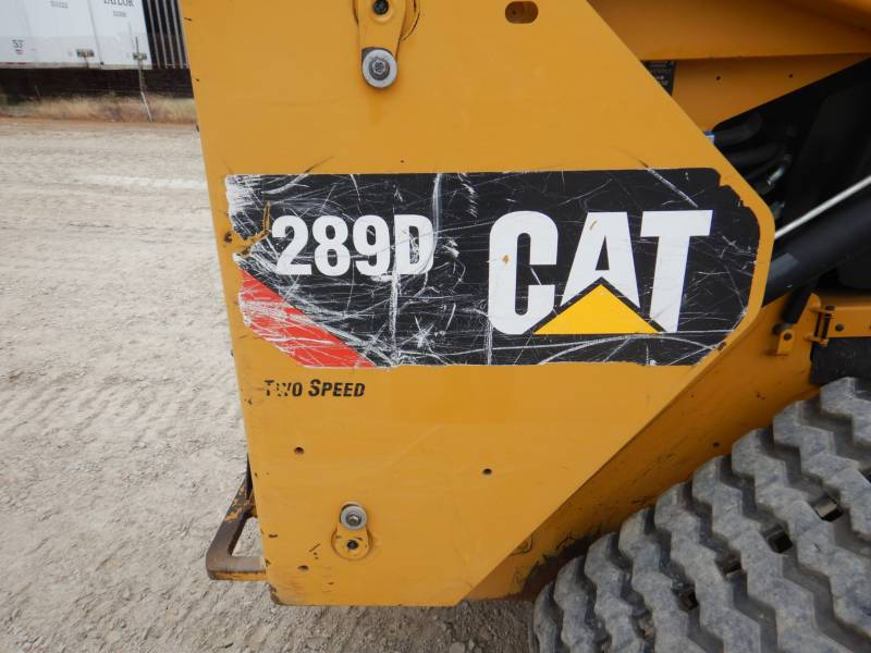 CATERPILLAR MULTI TERRAIN LOADERS 289 D equipment  photo 22