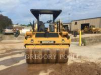 Equipment photo CATERPILLAR CB-54 VIBRATORY DOUBLE DRUM ASPHALT 1