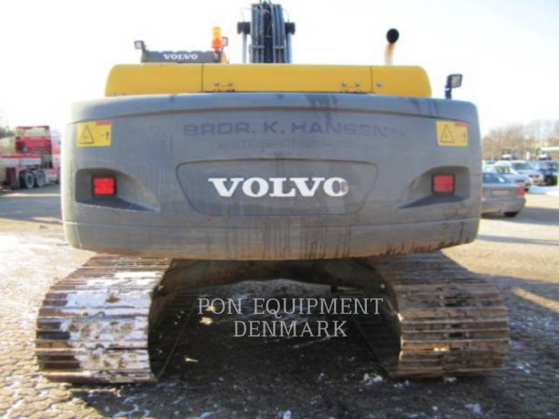 VOLVO CONSTRUCTION EQUIPMENT TRACK EXCAVATORS EC240BLC equipment  photo 11