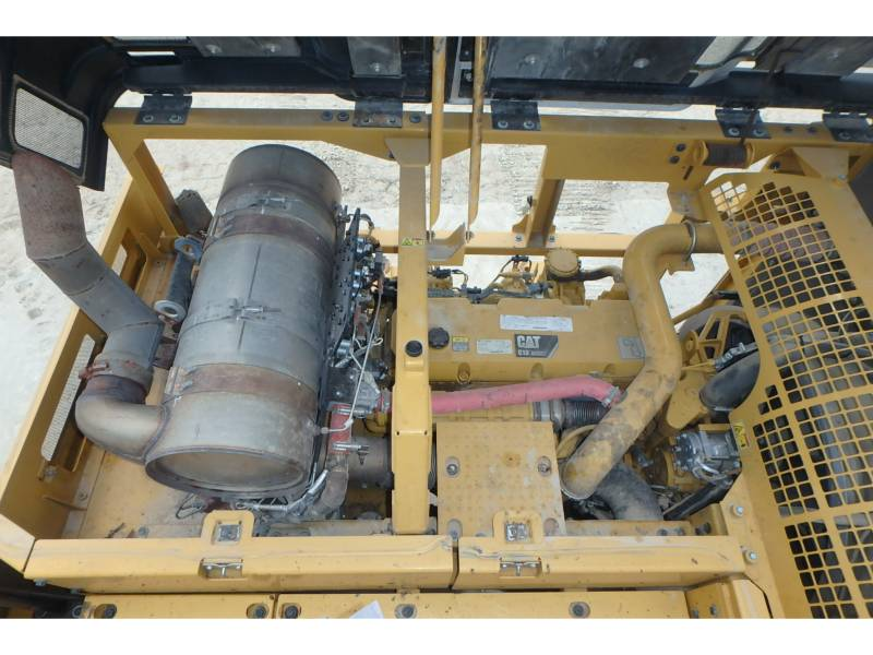 CATERPILLAR KETTEN-HYDRAULIKBAGGER 349EL equipment  photo 20