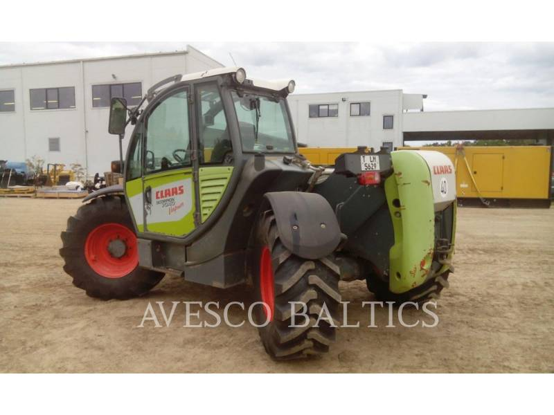 CLAAS KGAA TELEHANDLER 7040 equipment  photo 2