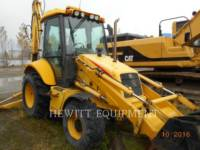 Equipment photo FORD / NEW HOLLAND LB90 BACKHOE LOADERS 1