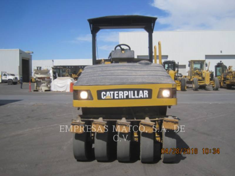 CATERPILLAR COMPATTATORI GOMMATI PNEUMATICI PS-150C equipment  photo 4