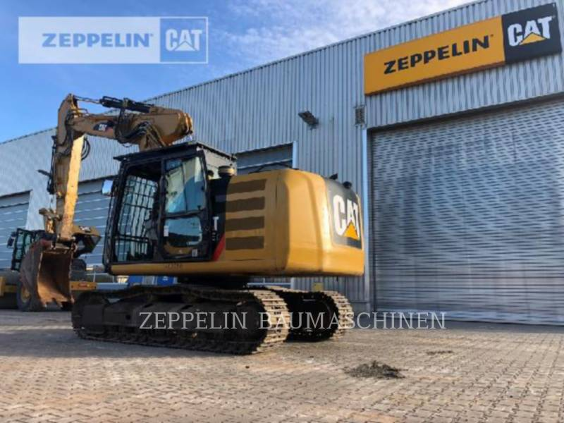 CATERPILLAR ESCAVATORI CINGOLATI 316EL equipment  photo 7