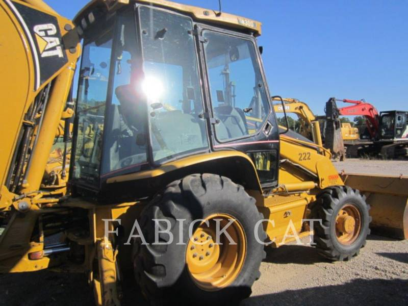 CATERPILLAR CHARGEUSES-PELLETEUSES 430D H equipment  photo 2