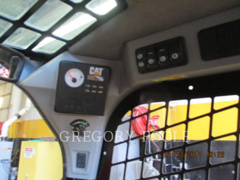 CATERPILLAR MINICARGADORAS 262D equipment  photo 15