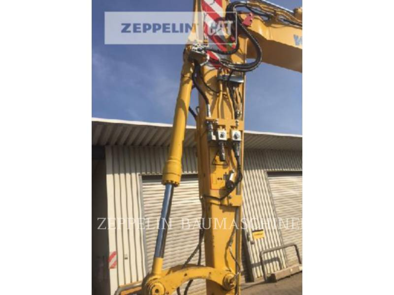 KOMATSU LTD. PELLES SUR PNEUS PW148-8 equipment  photo 8