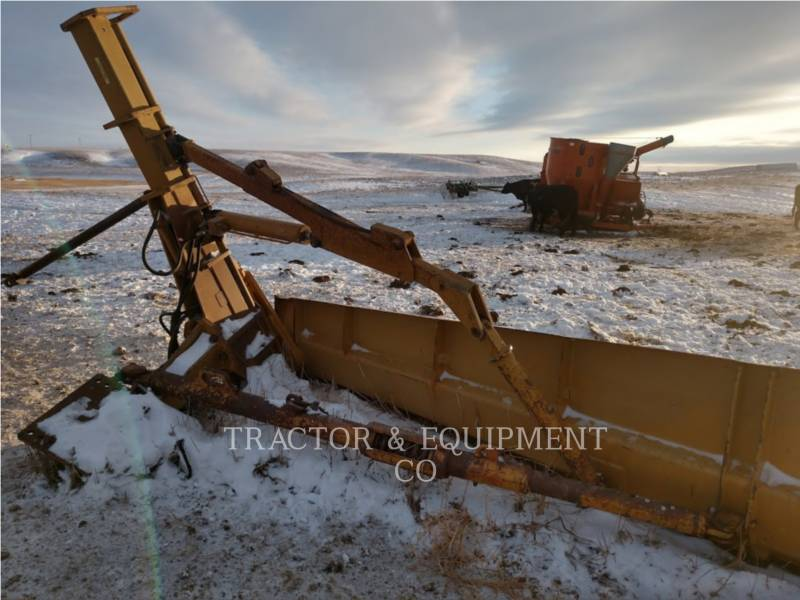 CATERPILLAR OTHER DOZER BLADE equipment  photo 3