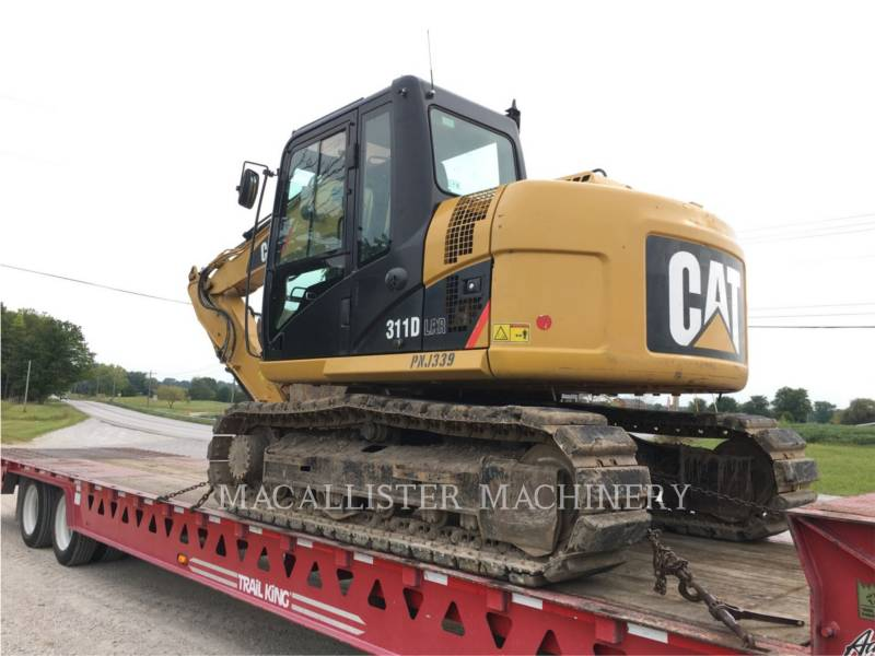 CATERPILLAR ESCAVADEIRAS 311DLRR equipment  photo 4