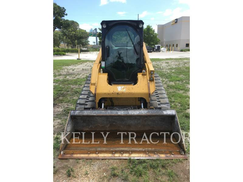 CATERPILLAR CARGADORES MULTITERRENO 279D equipment  photo 8