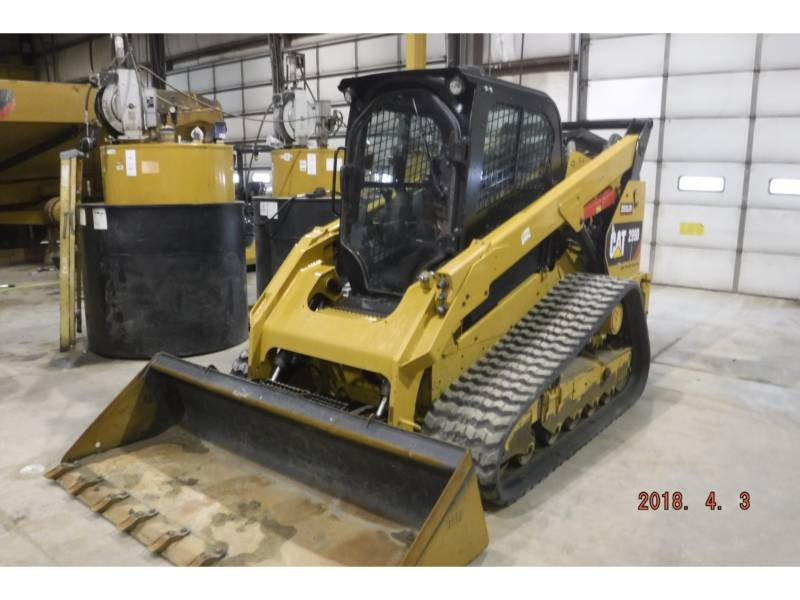 CATERPILLAR DELTALADER 299D equipment  photo 1