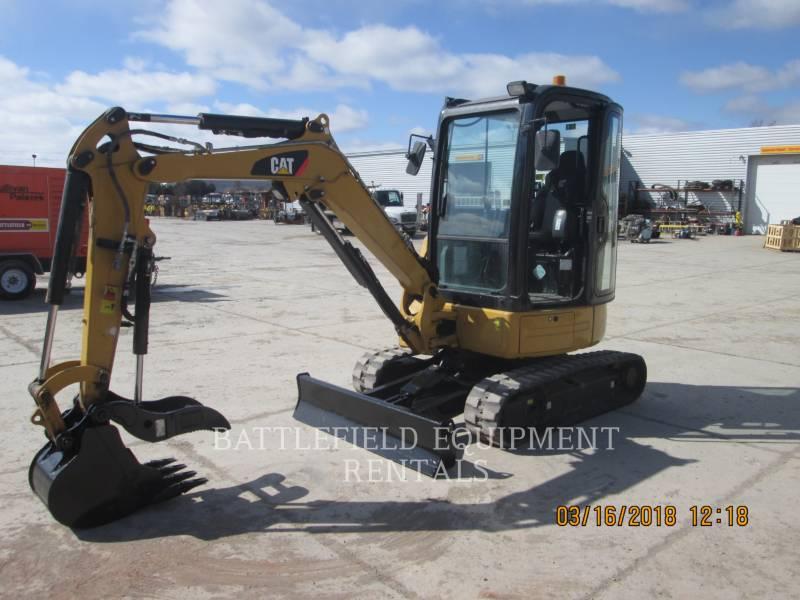 CATERPILLAR TRACK EXCAVATORS 303E CR equipment  photo 1