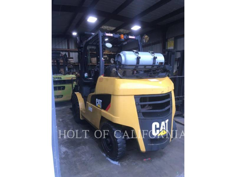CATERPILLAR MITSUBISHI MONTACARGAS P12000-LE equipment  photo 2