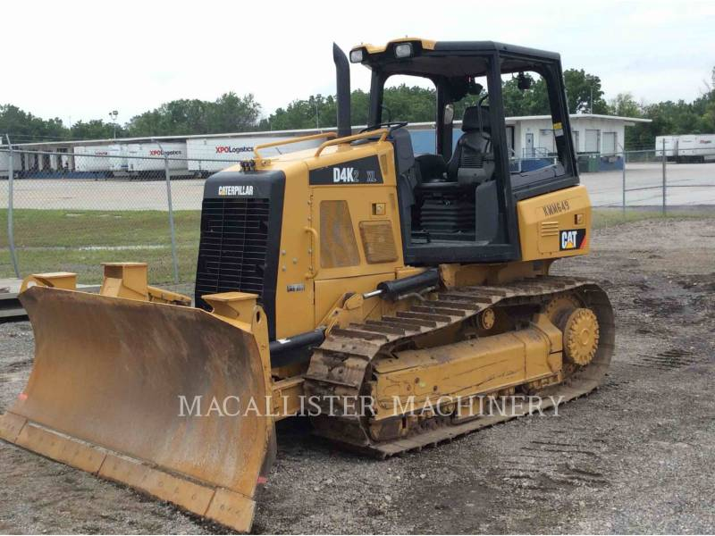 CATERPILLAR TRACTEURS SUR CHAINES D4K2XL equipment  photo 1