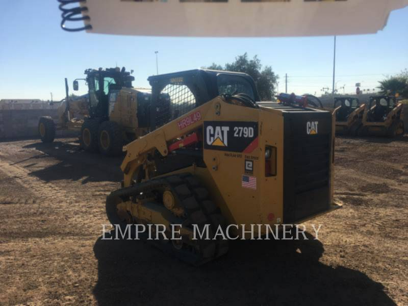 CATERPILLAR MULTI TERRAIN LOADERS 279D equipment  photo 3