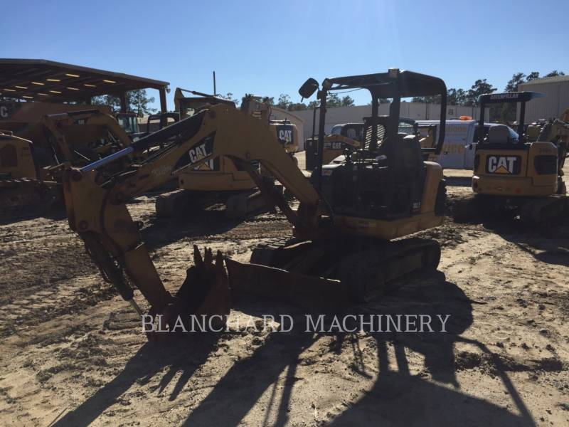 CATERPILLAR TRACK EXCAVATORS 302.5 equipment  photo 2