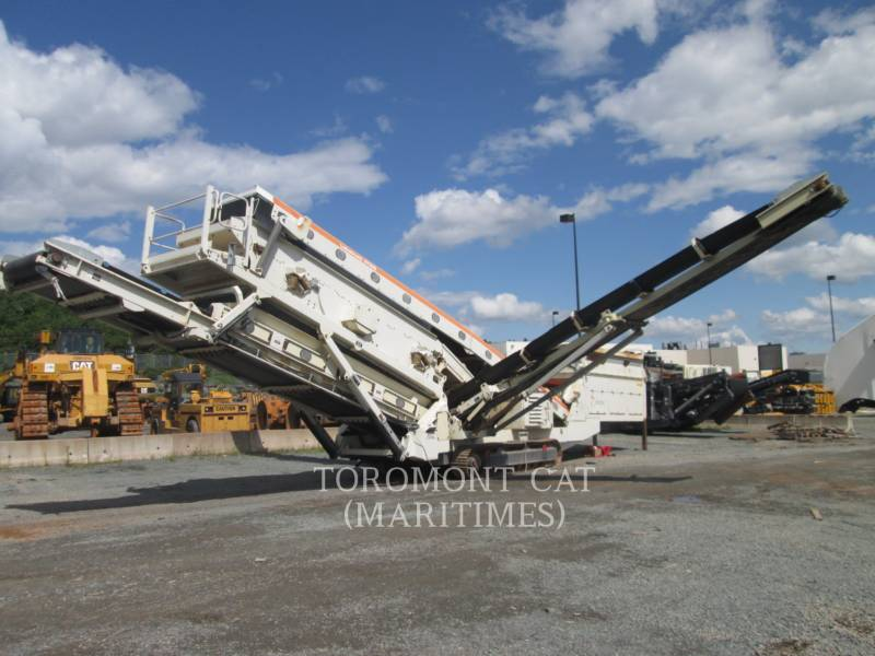 METSO CRIBLES ST358 equipment  photo 8