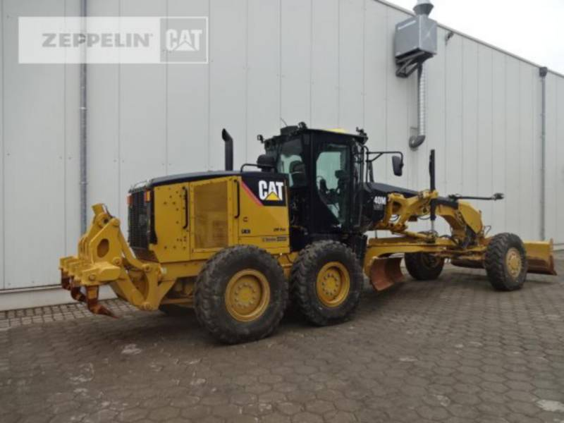 CATERPILLAR RÓWNIARKI SAMOBIEŻNE 140MAWD equipment  photo 4