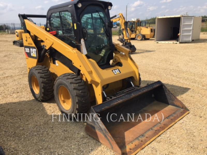 CATERPILLAR PALE COMPATTE SKID STEER 262DLRC equipment  photo 2