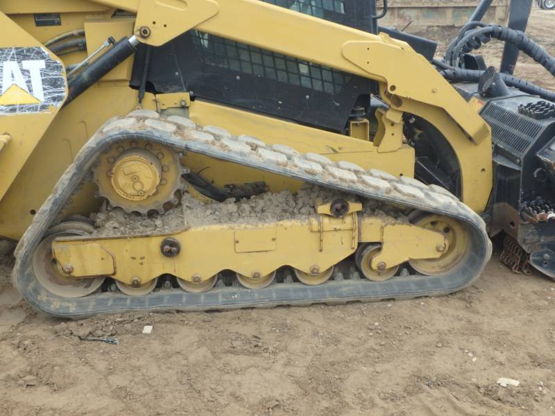 CATERPILLAR CARGADORES MULTITERRENO 299DXHP equipment  photo 12