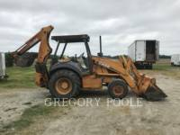 Equipment photo CASE 580 SUPER M BACKHOE LOADERS 1