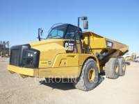 CATERPILLAR アーティキュレートトラック 740B WT equipment  photo 7