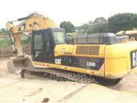 CATERPILLAR TRACK EXCAVATORS 336 D L ME equipment  photo 2
