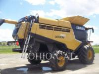 CLAAS OF AMERICA KOMBAJNY LEX740 equipment  photo 7