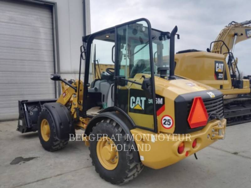 CATERPILLAR KNUCKLEBOOM LOADER 906M equipment  photo 6