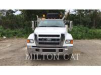 FORD ON HIGHWAY TRUCKS F650 equipment  photo 2