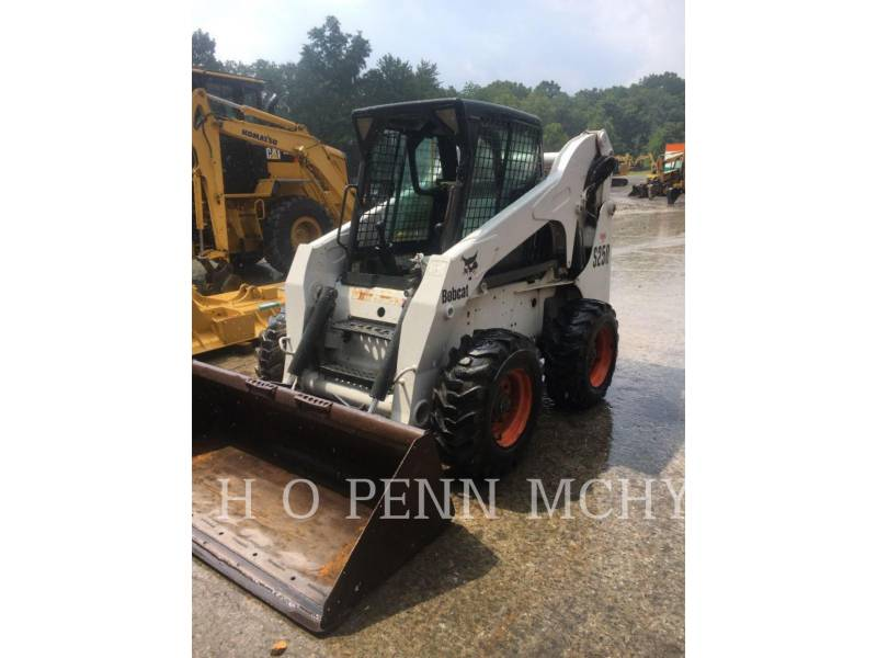 BOBCAT SKID STEER LOADERS S250 equipment  photo 1