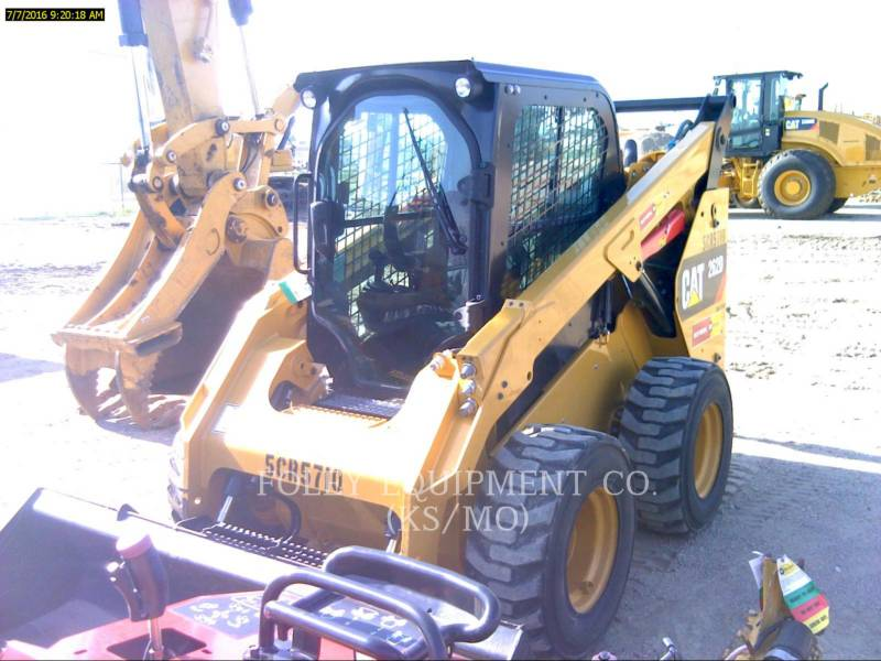 CATERPILLAR MINICARREGADEIRAS 262DSTD2CA equipment  photo 2