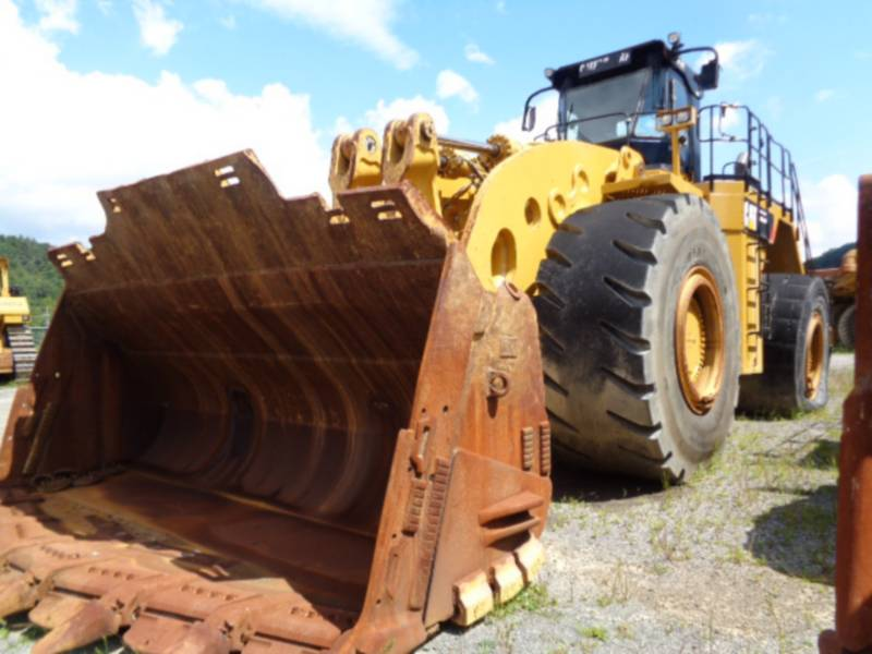 CATERPILLAR CARGADORES DE RUEDAS 993K equipment  photo 1