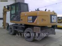 CATERPILLAR 轮式挖掘机 M318D equipment  photo 1
