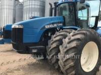 Equipment photo NEW HOLLAND LTD. TJ450 農業用トラクタ 1