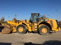 CATERPILLAR MINING WHEEL LOADER 980K equipment  photo 11