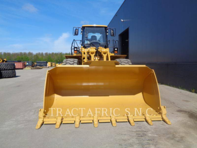 CATERPILLAR RADLADER/INDUSTRIE-RADLADER 980H equipment  photo 10