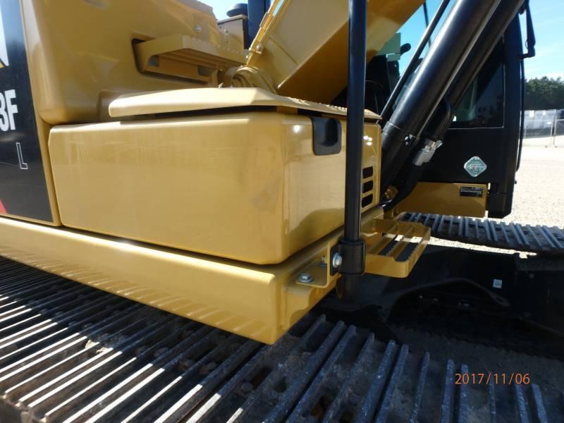 CATERPILLAR TRACK EXCAVATORS 323FL equipment  photo 19