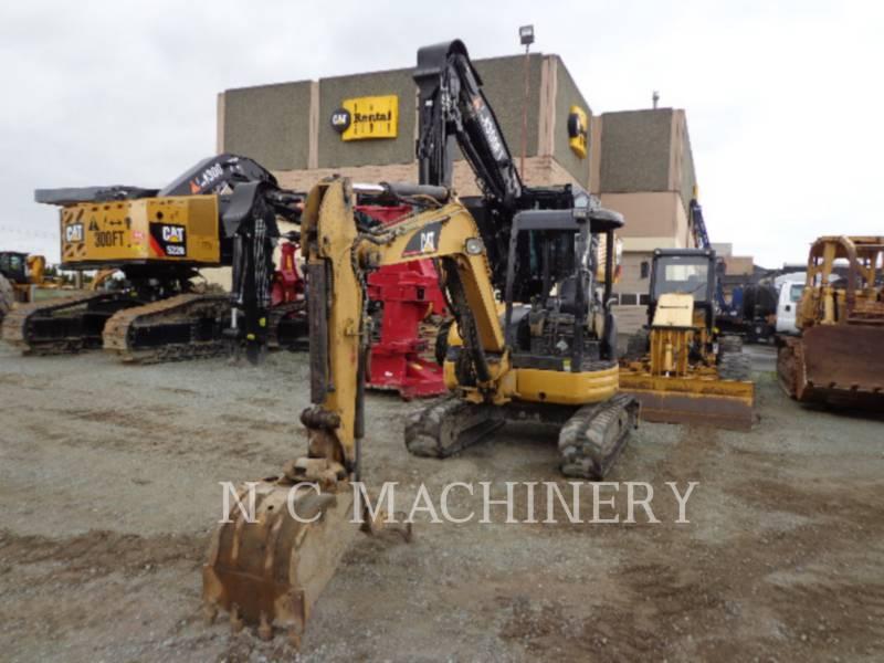 CATERPILLAR TRACK EXCAVATORS 305 CR CAN equipment  photo 3