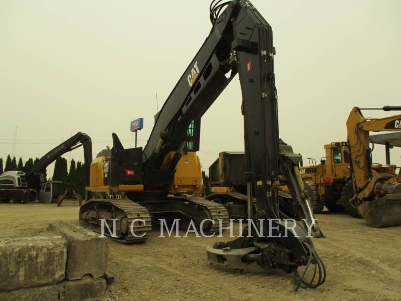 CATERPILLAR FOREST MACHINE 568 equipment  photo 1