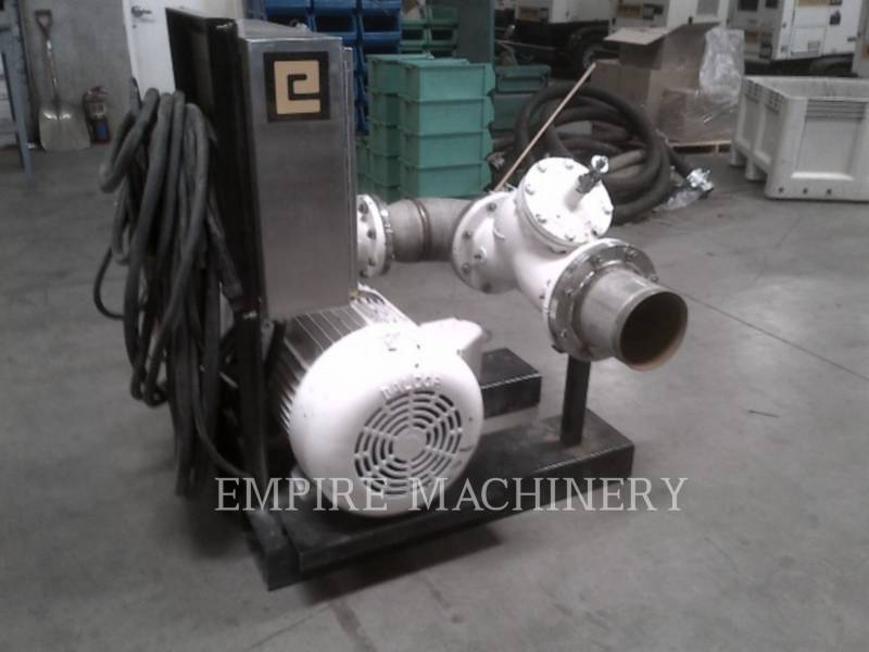 MISC - ENG DIVISION HEIZUNGEN, LÜFTUNGEN UND KLIMAANLAGEN PUMP 60HP equipment  photo 2