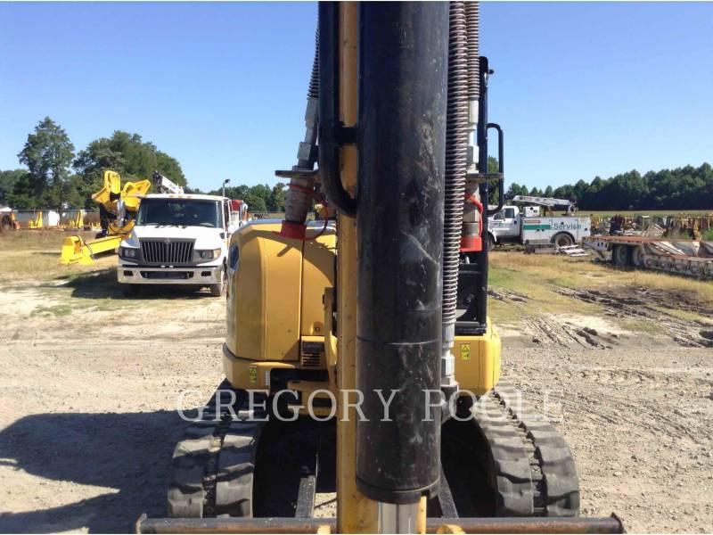 CATERPILLAR TRACK EXCAVATORS 305E2 CR equipment  photo 11