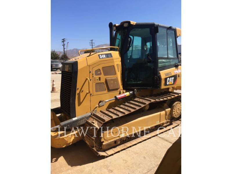 CATERPILLAR TRACTEURS SUR CHAINES D4K2 CAB equipment  photo 4