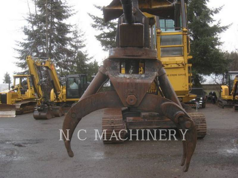 CATERPILLAR MACHINE FORESTIERE 225B equipment  photo 10