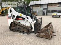 Equipment photo BOBCAT T190 MINIÎNCĂRCĂTOARE RIGIDE MULTIFUNCŢIONALE 1