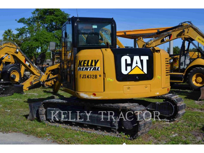 CATERPILLAR ESCAVADEIRAS 308E2CRSB equipment  photo 7