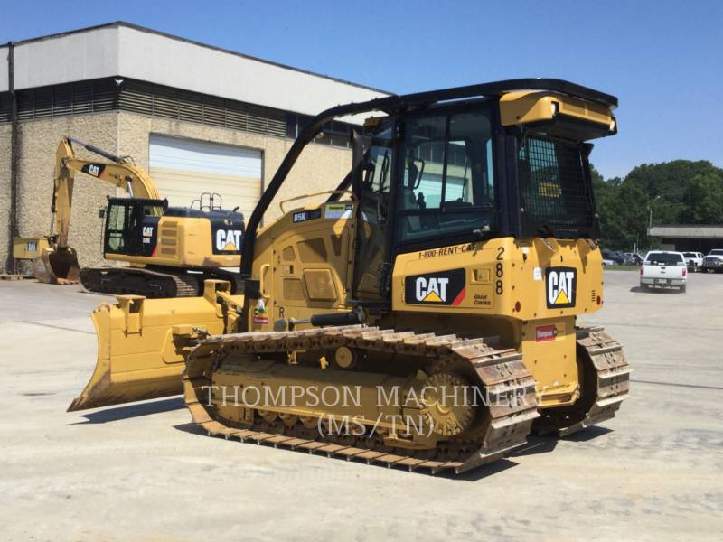 CATERPILLAR TRATORES DE ESTEIRAS D5K2 LGP equipment  photo 3