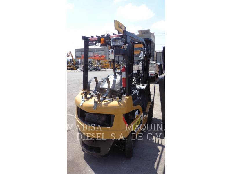 CATERPILLAR FORKLIFTS 2P3000 equipment  photo 3